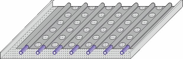 deckenkühlung coolflex modul für akustik decken metallkassette enolution