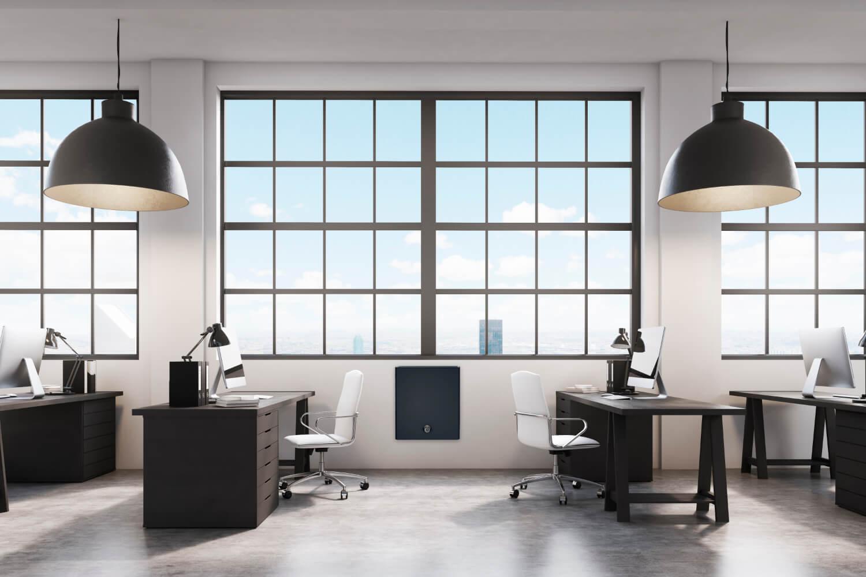 TomTon Design Radiator R1 Im Büro